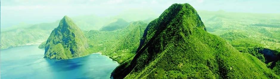 voyage de noces luxe Saint Lucie