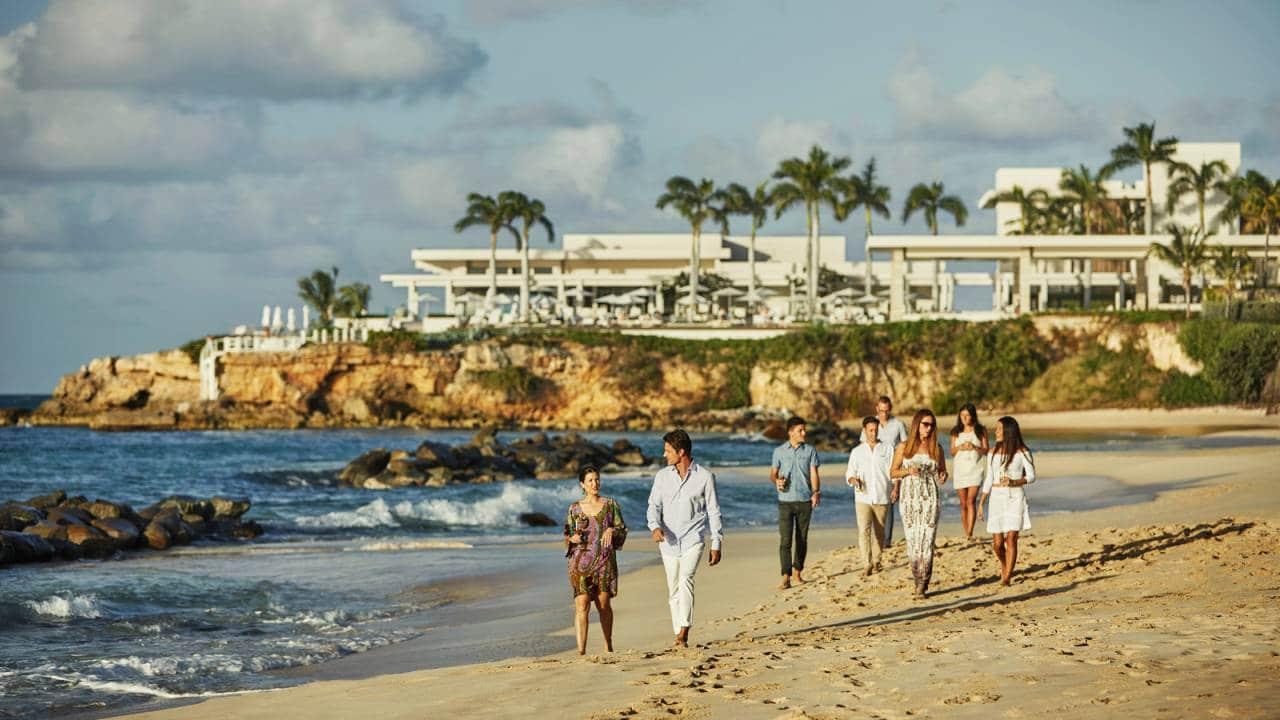 Four seasons resort barnes bay - Séjour luxe Anguilla