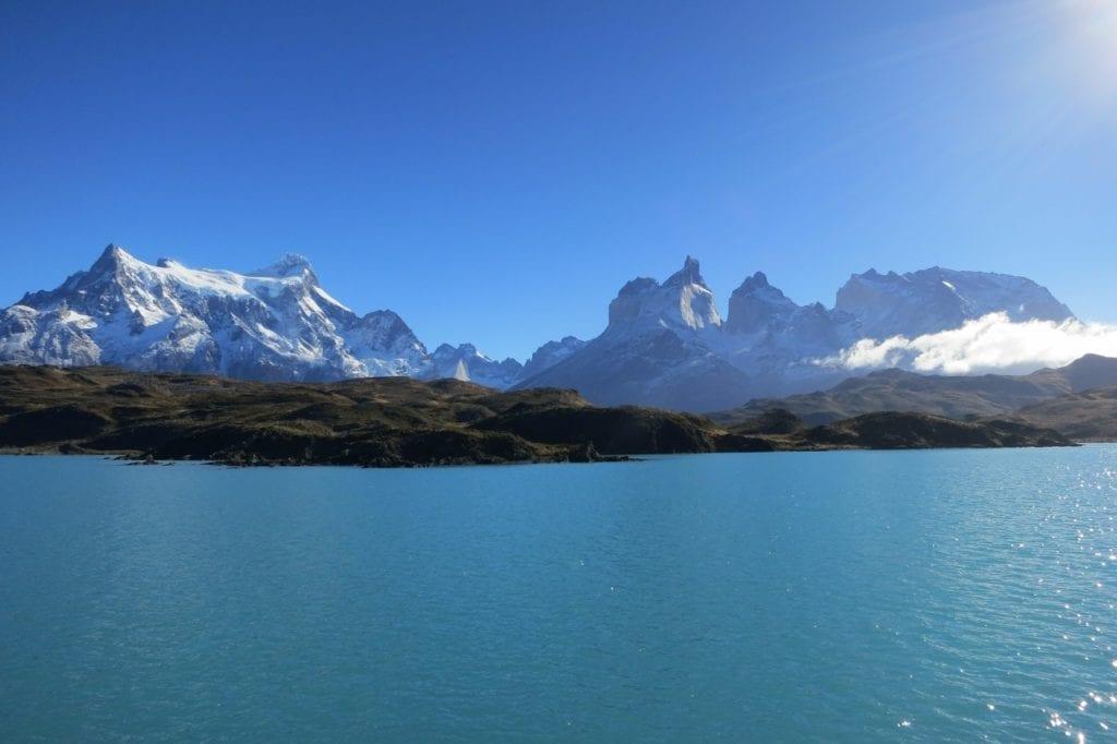Lac de la Patagonie en Argentine - voyage sur mesure