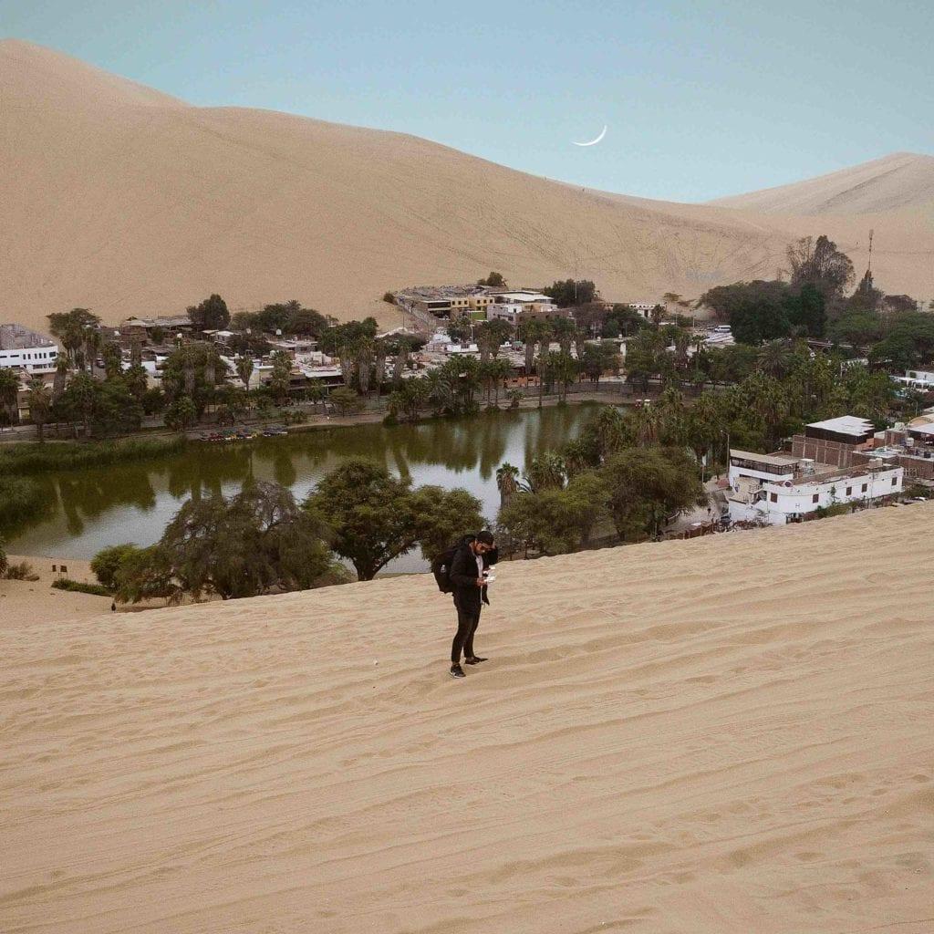 dunes oman