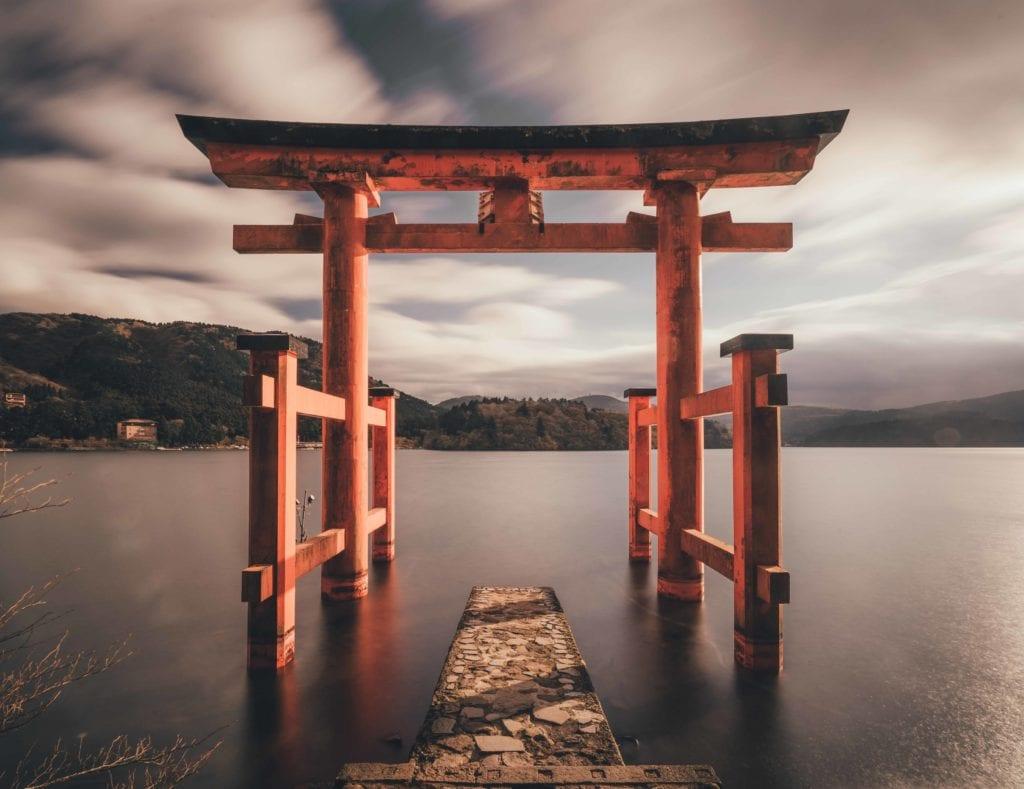 circuit de luxe au japon