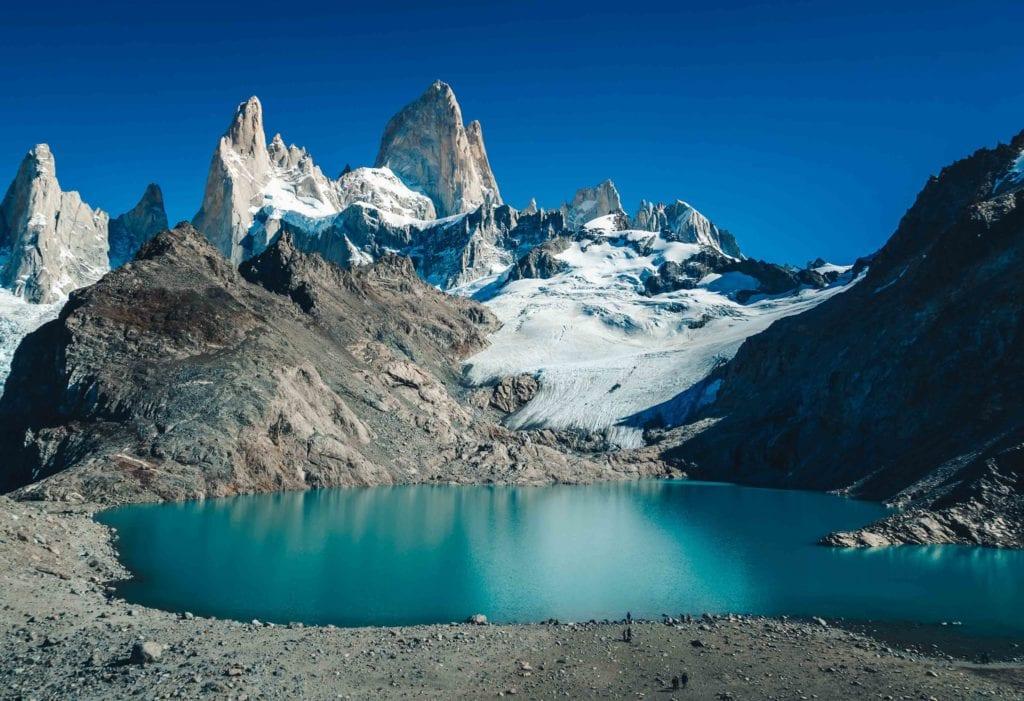 Patagonie, glaciers