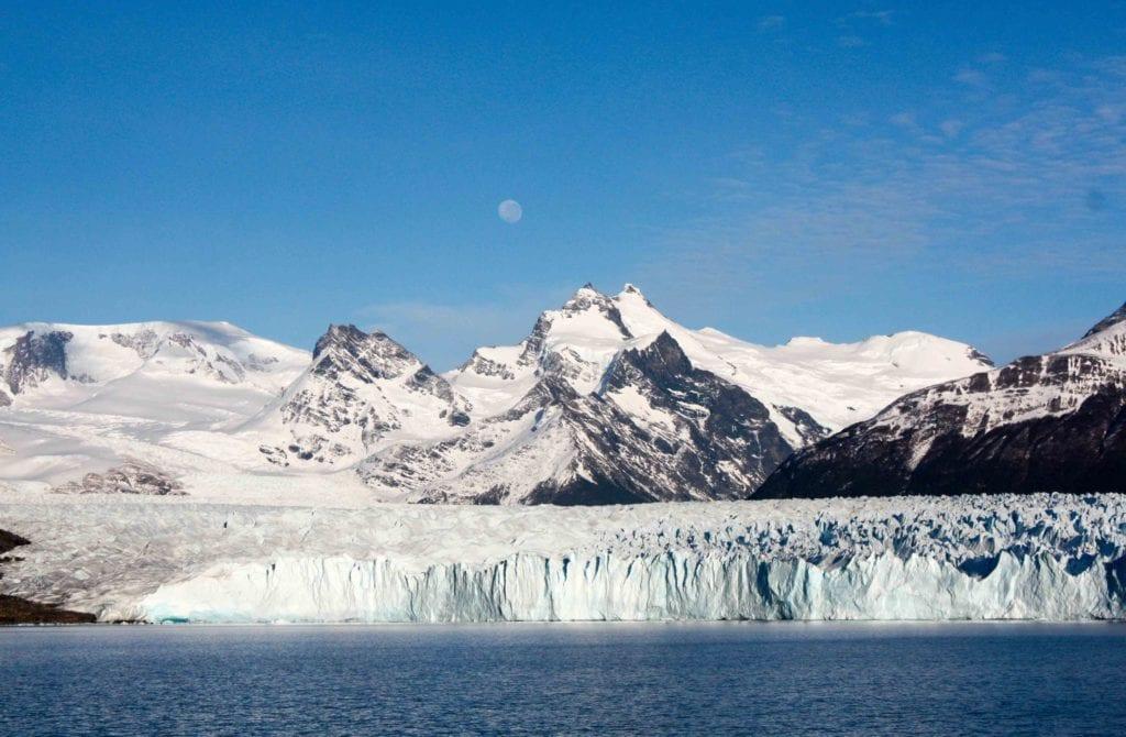 perito morino, glacier, Patagonie