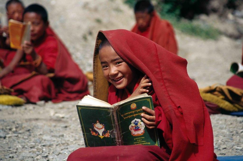 tibétain, Laos