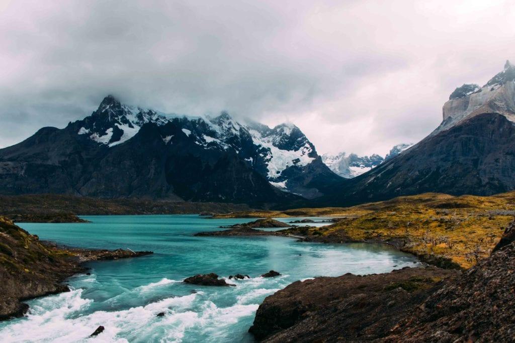 upsala, glacier Patagonie