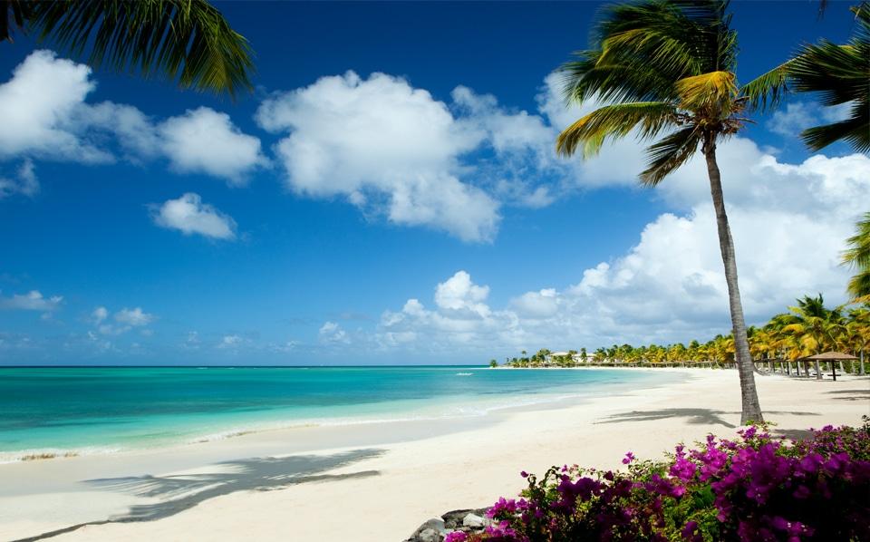Antigua Jumby Bay Island voyage de luxe