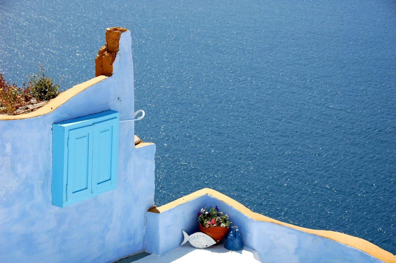 voyage sur mesure à Santorin