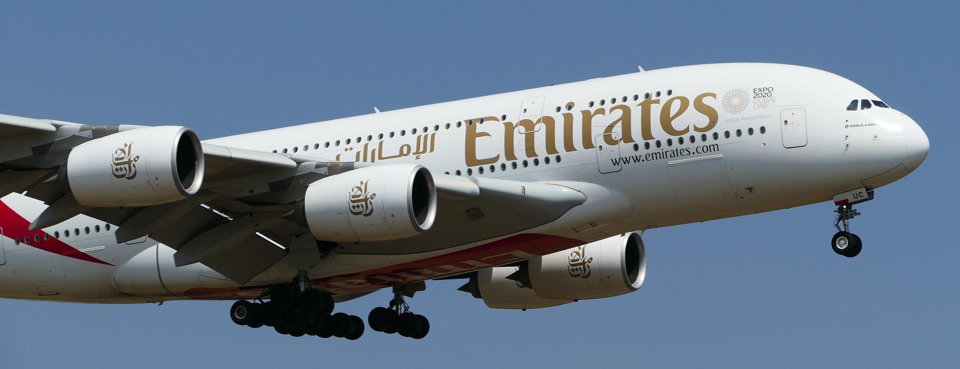 premiere classe emirates - avion de luxe