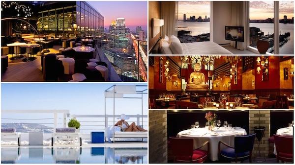 Les plus beau hôtels boutique proposés par notre agence de voyage de luxes