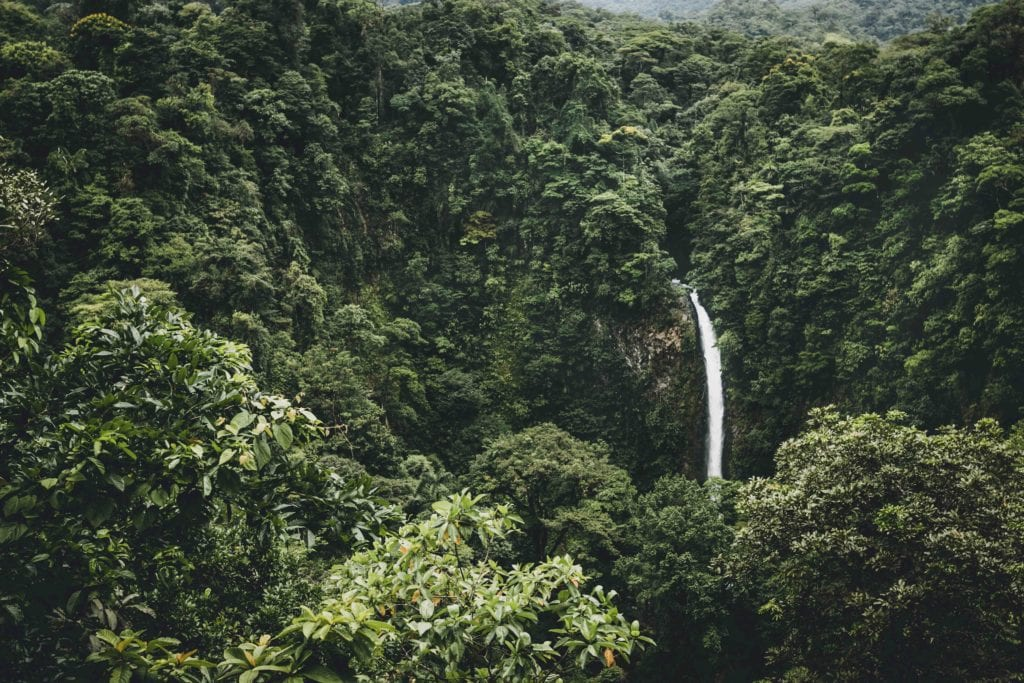 découvrir le Costa Rica