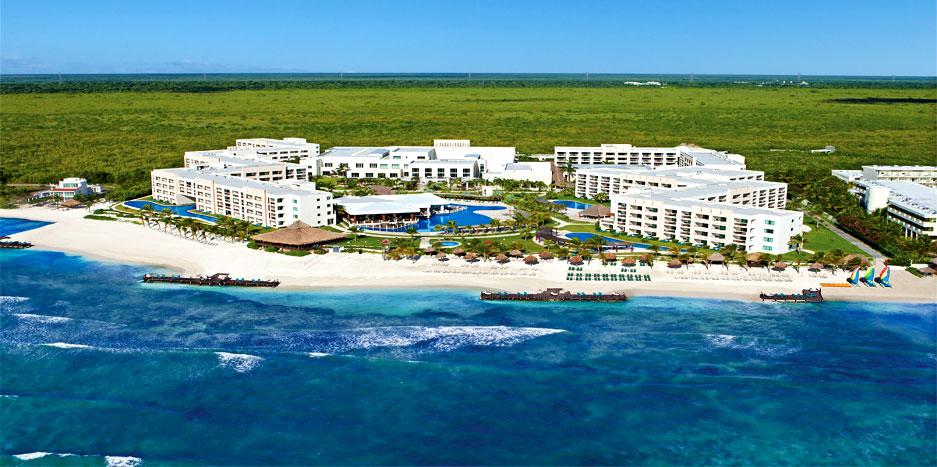 hotel mexique - voyage de luxe