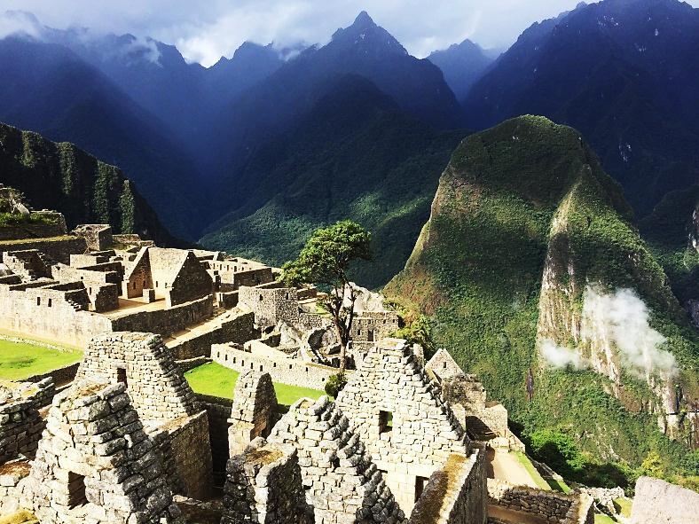 Vue sur le Machu Picchu au Pérou pour vivre un voyage d'exception