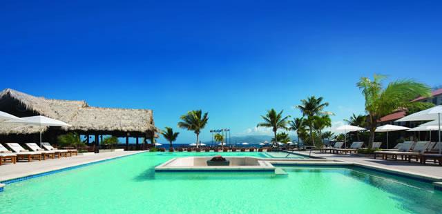 Voyage de luxe au Sandals Hotel aux Caraïbes