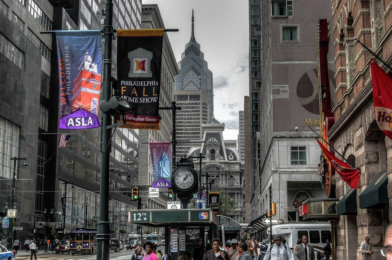voyage de luxe a philadelphie USA