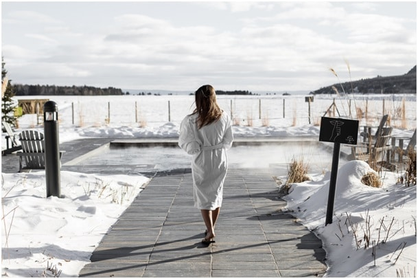 spa nordique hotel and spa Le Germain Charlevoix