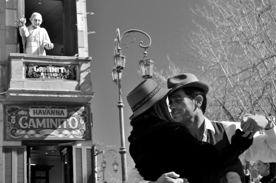 tango quartier de Boca à Buenos Aires pour un voyage sur mesure