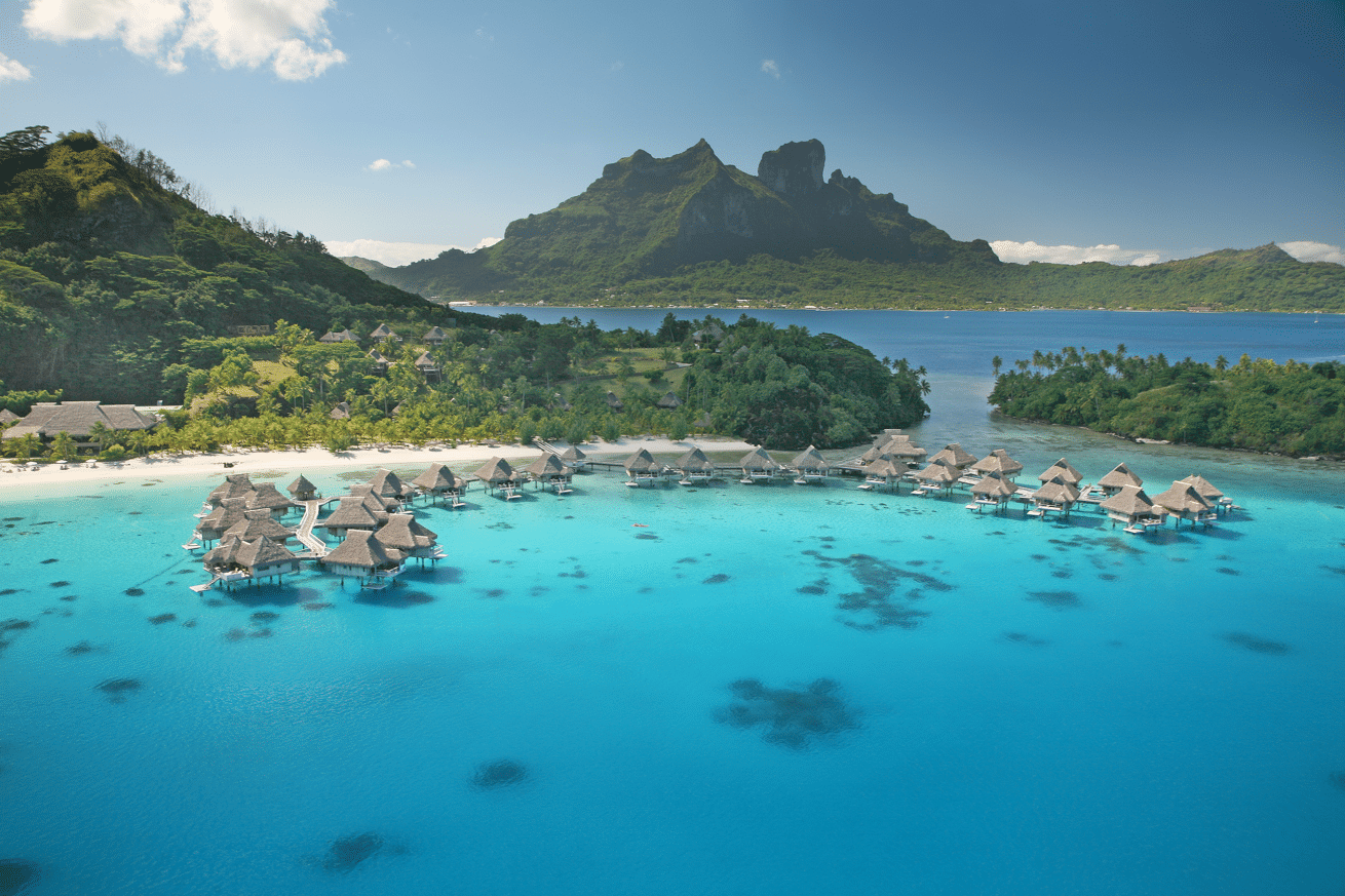 voyage sur mesure bora bora - lune de miel polynesie