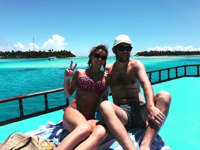 Voyage de noces Maldives
