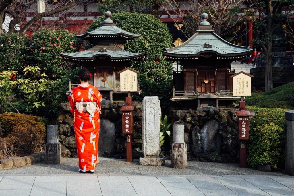 tokyo, geisha