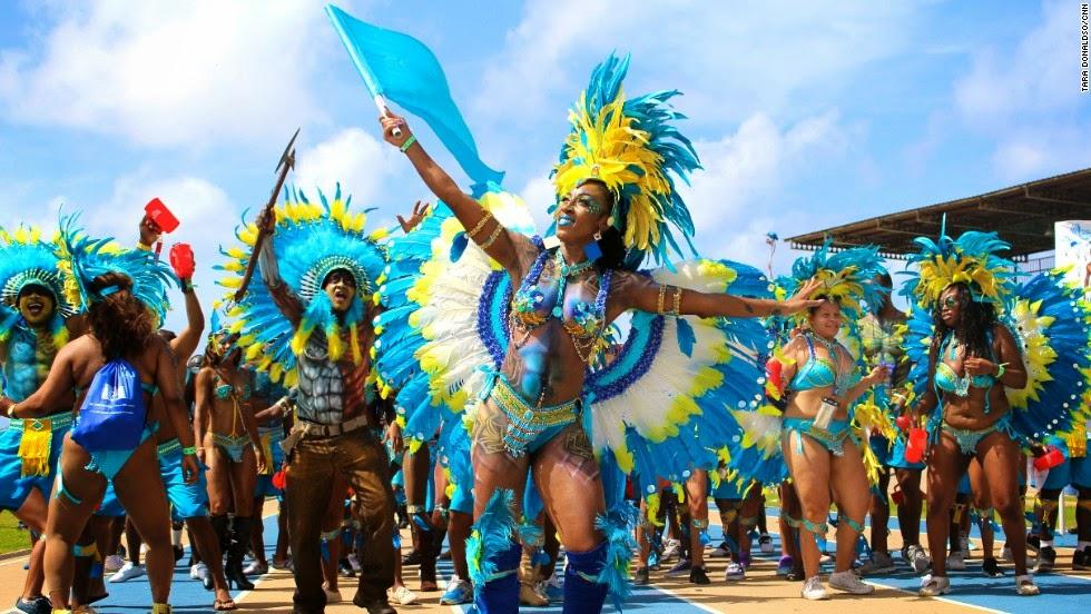 voyage sur mesure - meilleurs carnavals du monde barbade