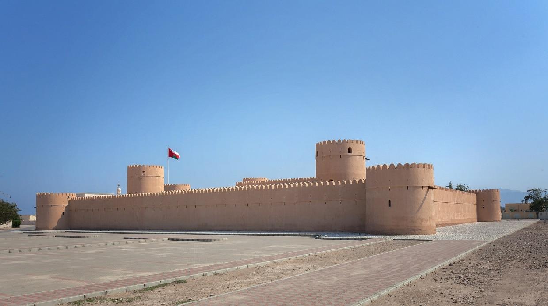 Fort de Dibba - excursion Six Senses
