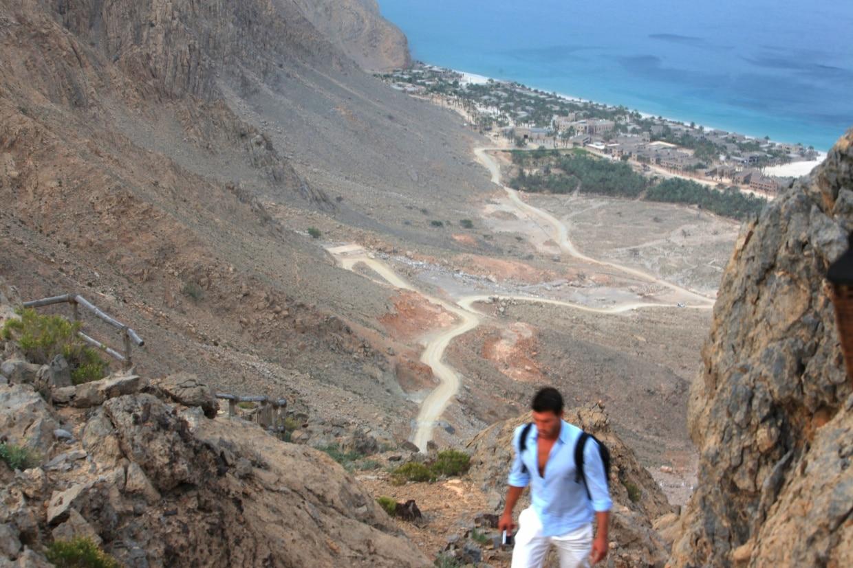 Trekking - excursion Six Senses
