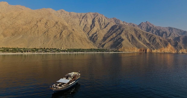 Sortie en bateau - excursion Six Senses