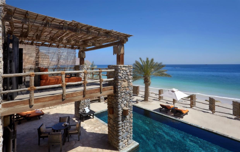 Villa Six Senses Zighy Bay