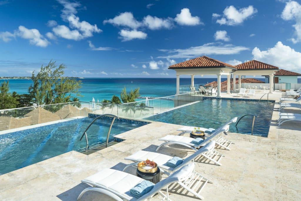 voyage sur mesure barbados - hotel piscine
