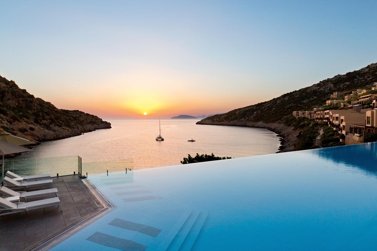 voyage de luxe en grece - hotel et villas de luxe