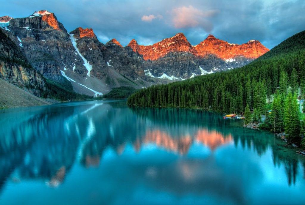 voyage sur mesure au canada - les lacs de canada