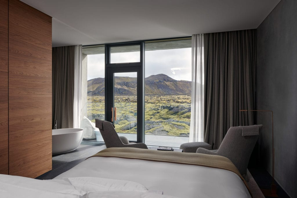 vue chambre The Retreat at Blue Lagoon