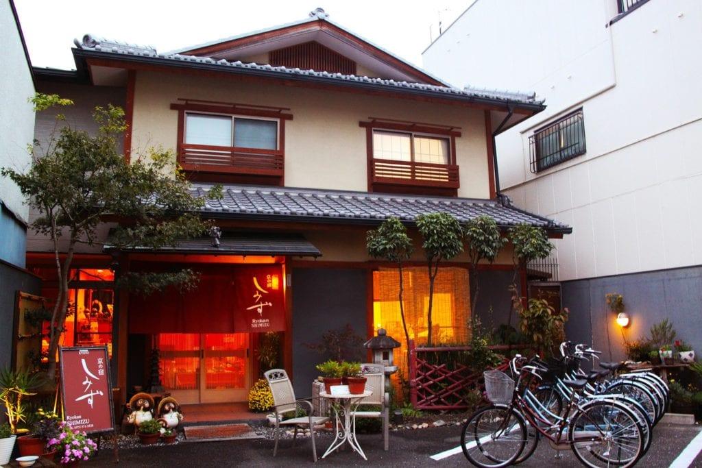 ryokan auberge japonaise - circuit sur mesure