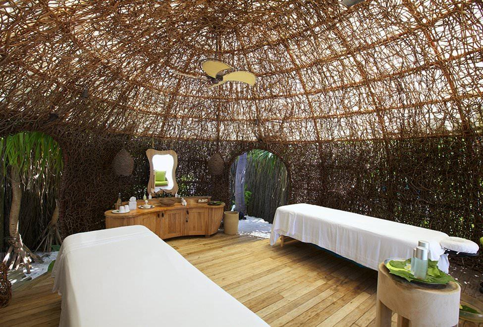 voyage de luxe - spa maldives