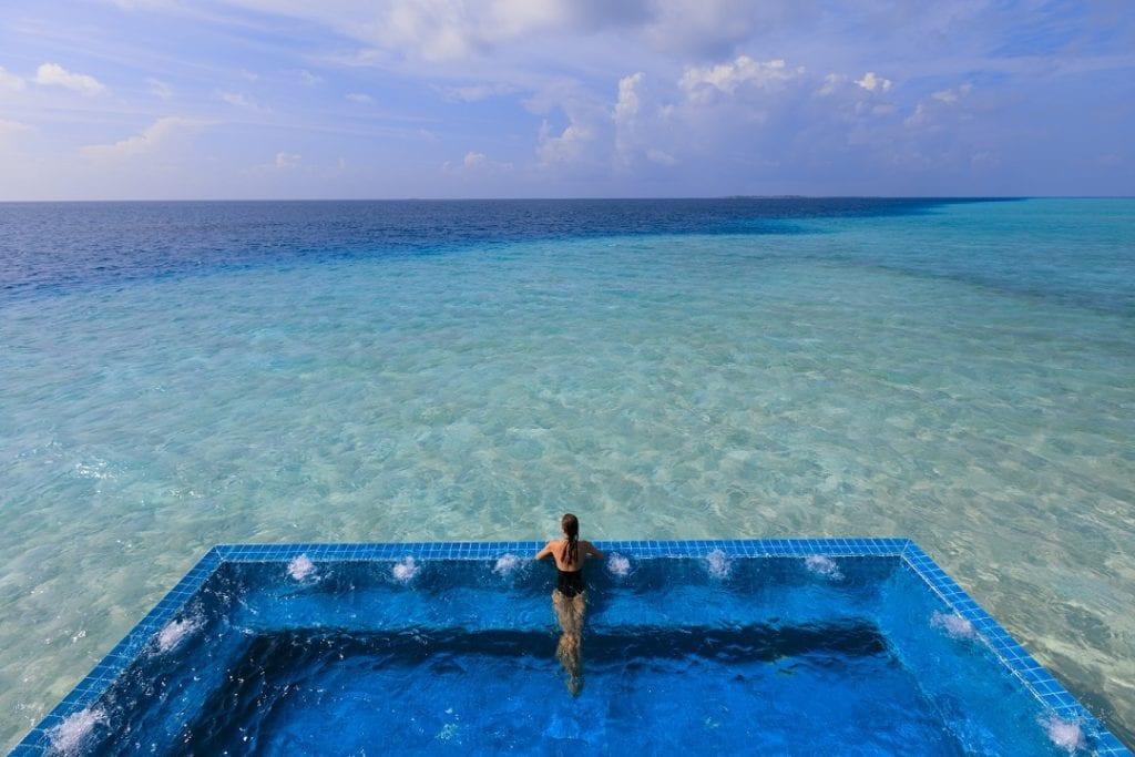 Spa du Velassaru aux Maldives - agence de voyage luxe