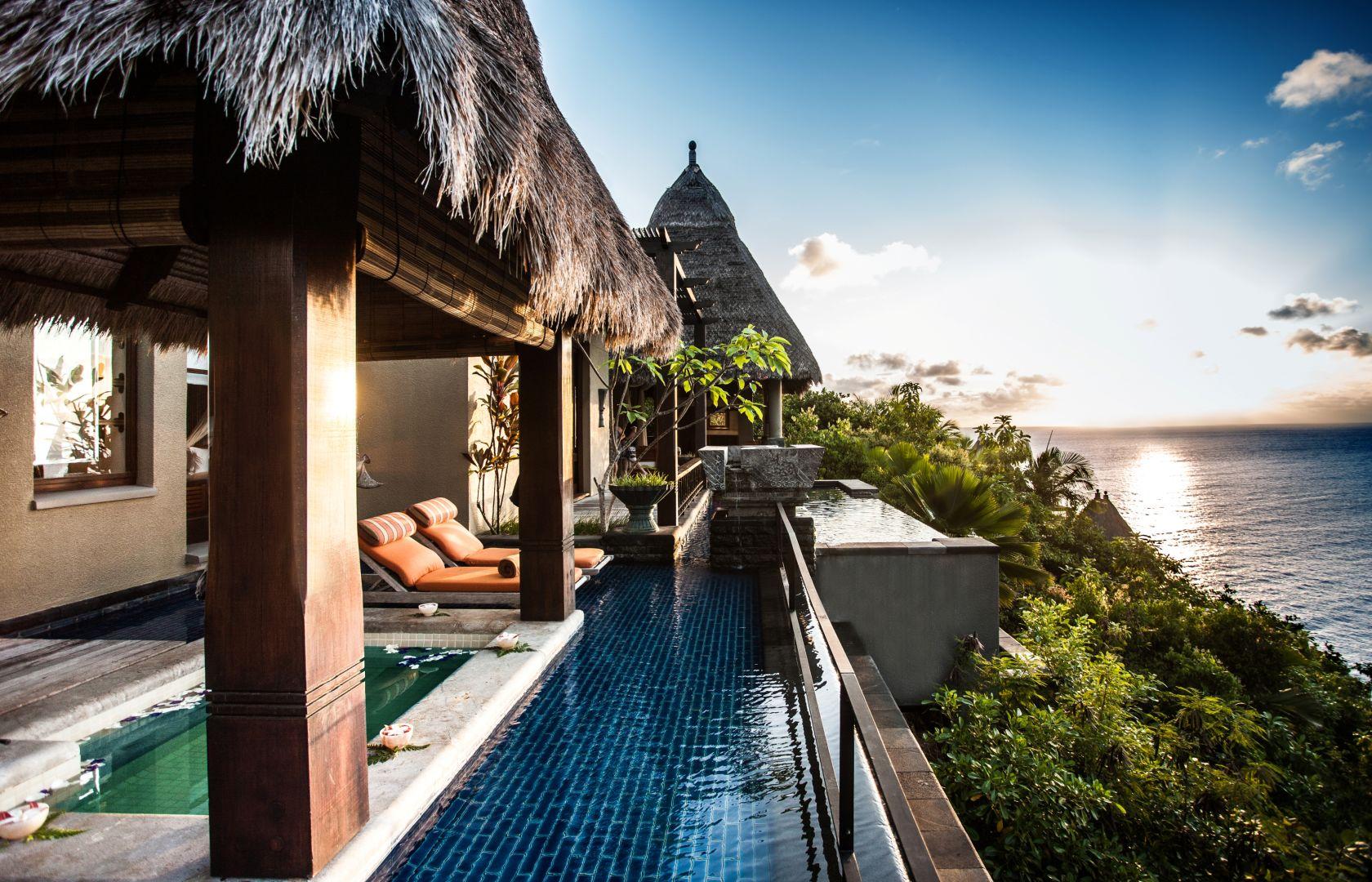 voyage de luxe le maia - seychelles
