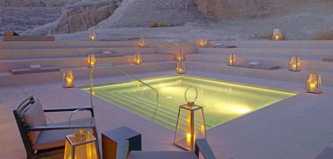 Spa Amangiri aux Etats-Unis - voyage luxe