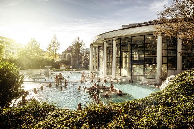 voyage de luxe - spa caravalla baden baden
