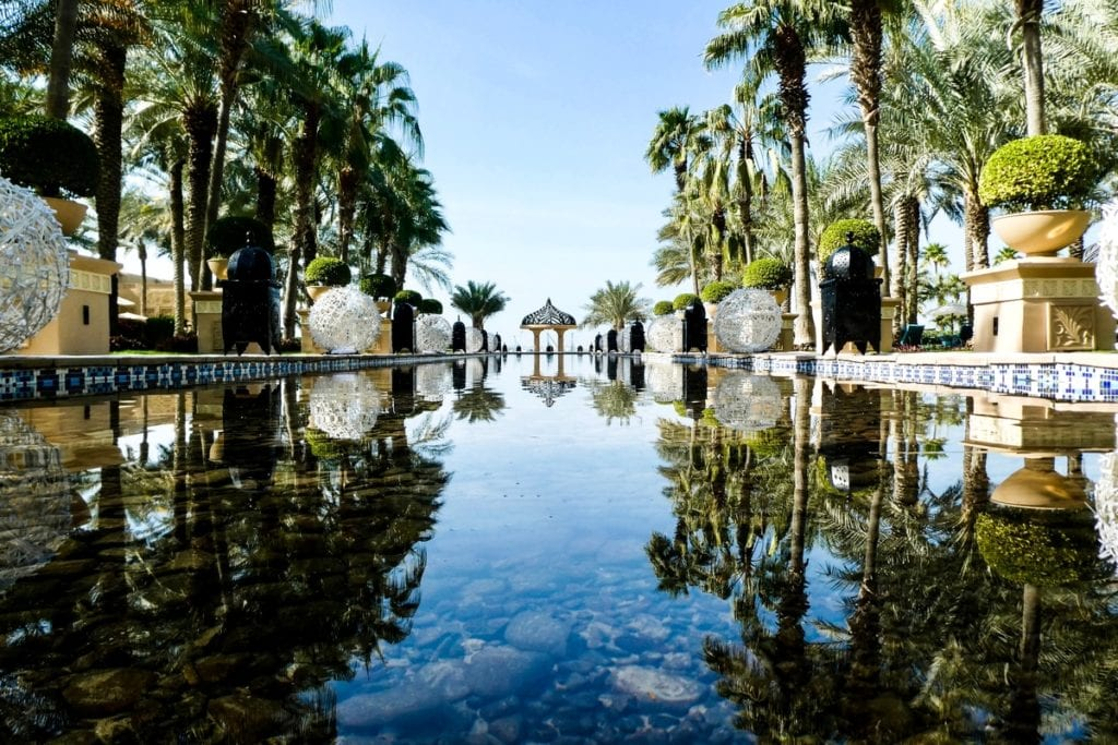 Spa One & Only Mexique - voyage de luxe
