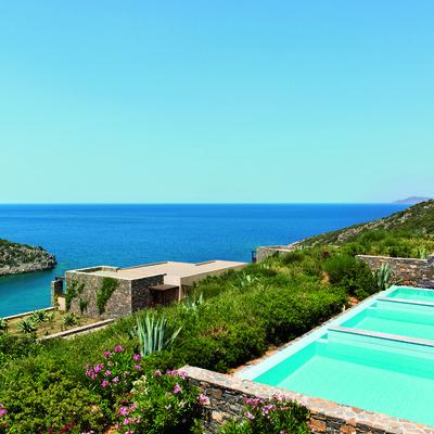 le Daios Cove Luxury Resort & Villas - agence de voyage haut de gamme