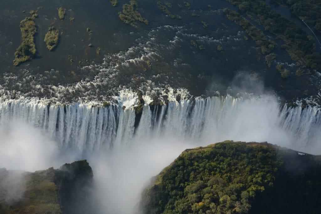 chutes victoria, voyage sur-mesure afrique