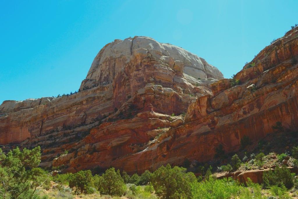 voyage itinérant parcs Utah USA
