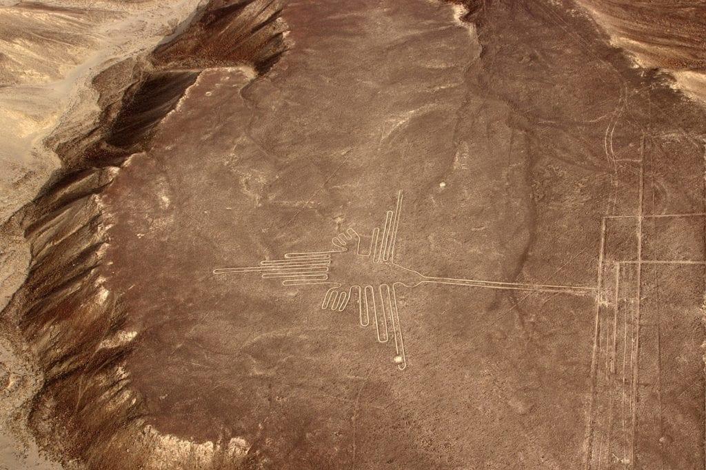lignes de nazca pérou - voyage itinérant