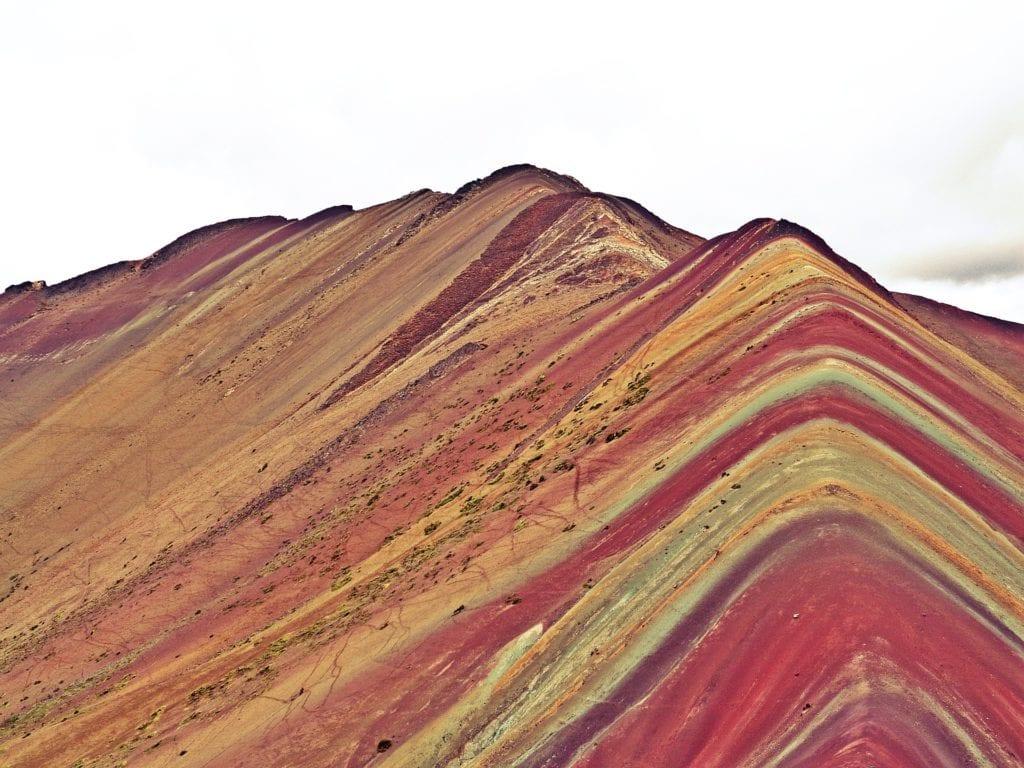 rainbow mountain Pérou - circuit sur mesure