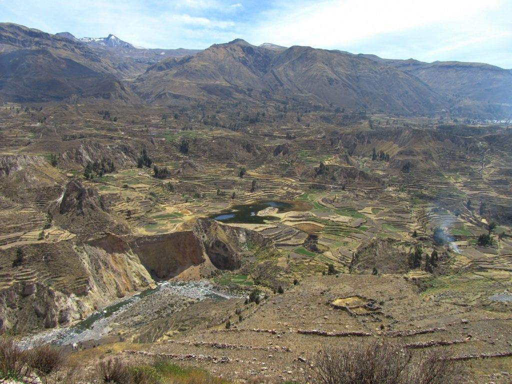 canyon de colca Pérou - agence de voyage