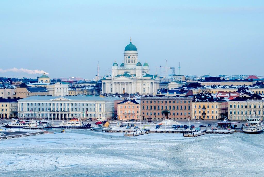 voyage de luxe sur mesure helsinki, finlande