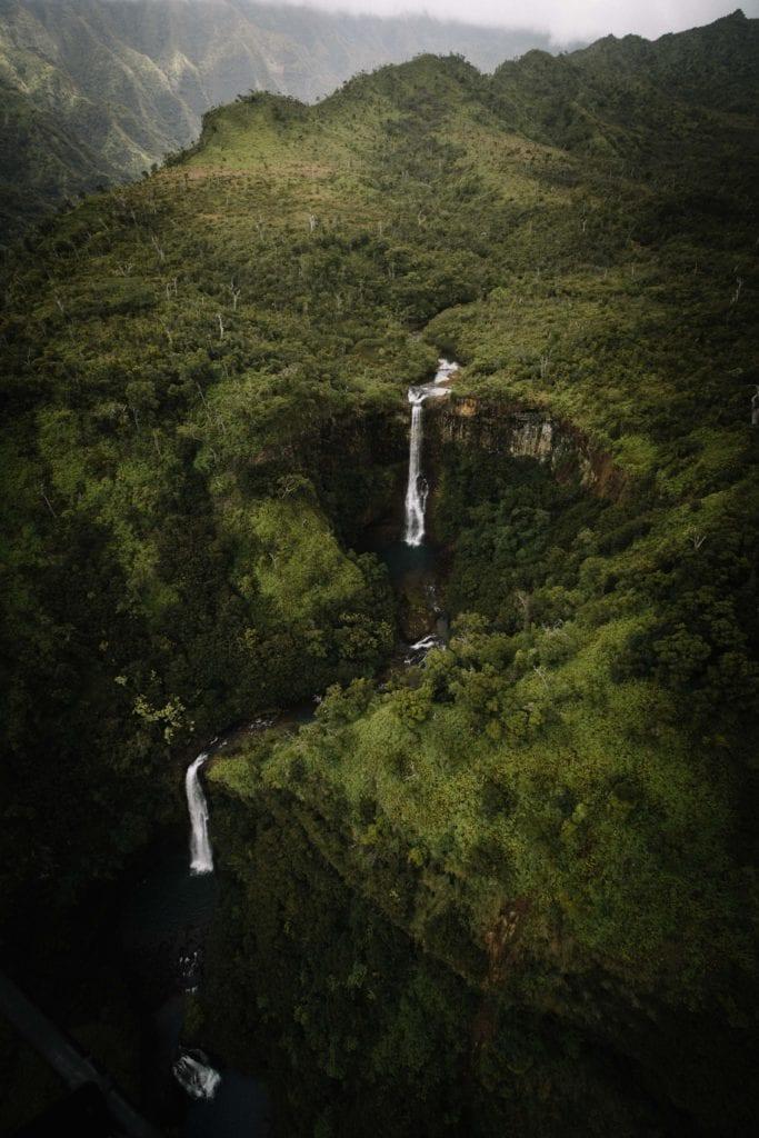 île de Kauai Hawaii - conciergerie voyage