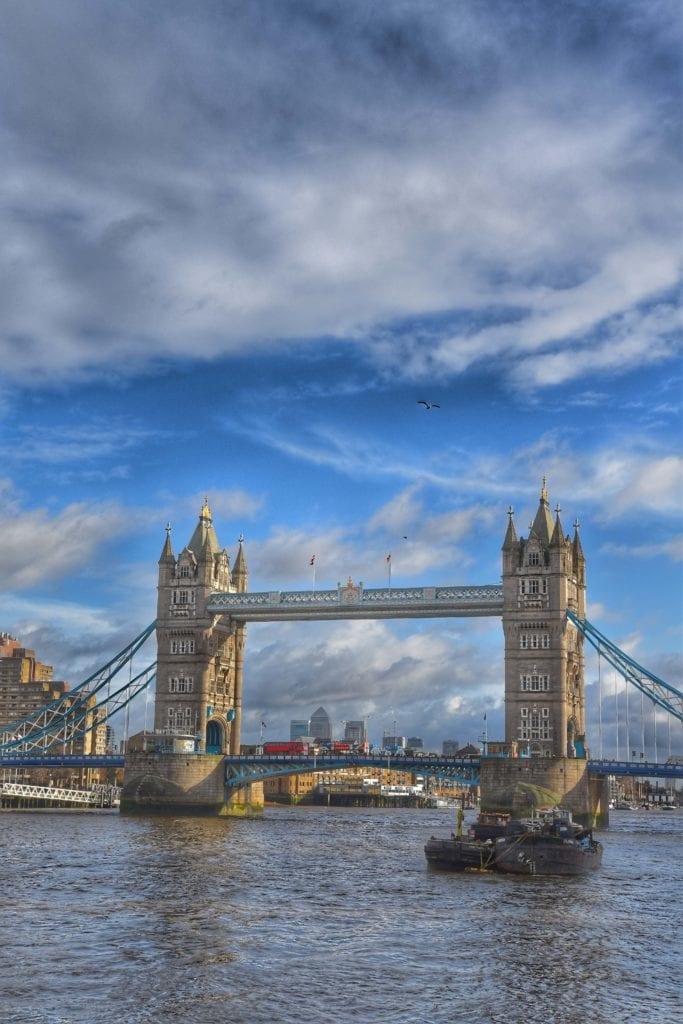 voyage itinérant Londres