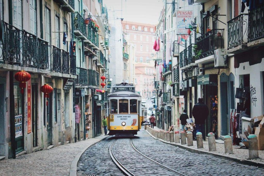 Lisbonne, portugal - organisateur de voyage sur mesure