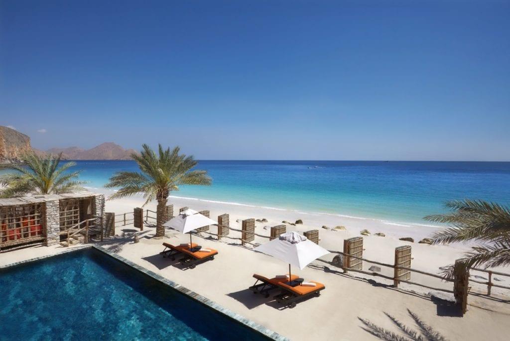 Six Senses Zighy Bay voyage de luxe oman